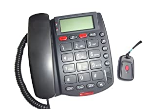 Personal Assistance Voice Dialer II (PAVDII) No Monthly Fee Medical Alert System from ATS