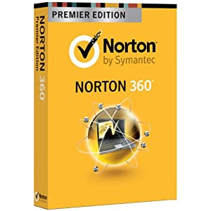 Cleans Up And Tunes Up Your PC, Norton 360 2013 Premier - 1 User / 3 PC