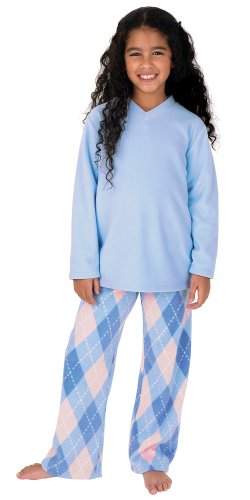 Snuggle Fleece Pajamas for Girls