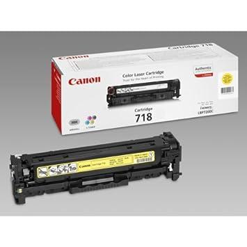 Canon 2659B002 Toner jaune pour Canon LBP-7200