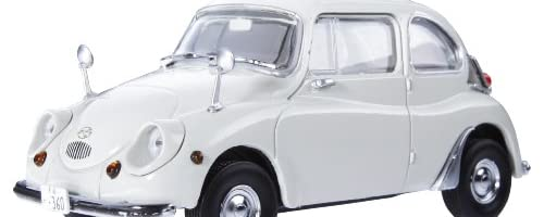 Super Sound Premium SUBARU 360 SuperDX 1967 White