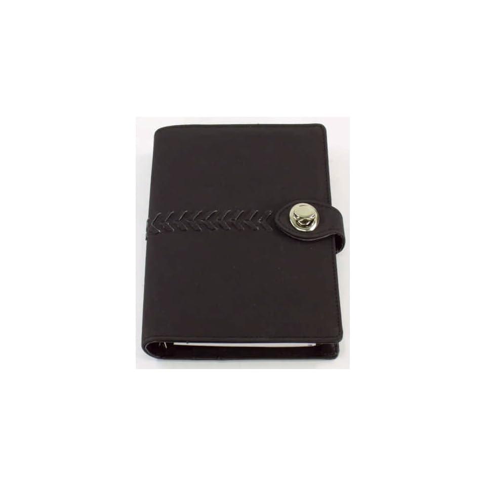 Ringbuchkalender Leder Schwarz Bürobedarf Schreibwaren On