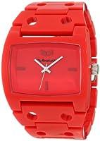 Vestal Men's DESP011 Plastic Destroyer Translucent Purple Watch from Vestal