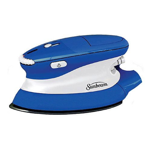 Sunbeam 2630 Hot-2-Trot Compact Iron With Nonstick Soleplate front-545324