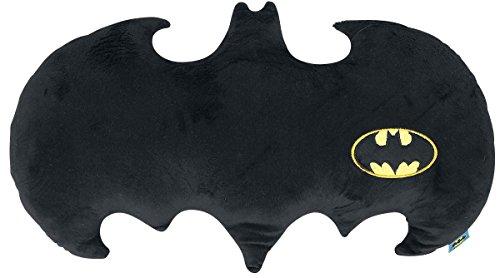 Batman-Fledermaus-Deko-Kissen-schwarz