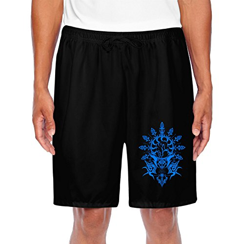 POY-SAIN 7 Days Game Mans Boys Short Pants Size3X Black (7 Days To Die Steam compare prices)