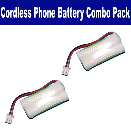 AT&T-Lucent BT183342 Cordless Phone Battery Combo-Pack includes: 2 x BATT-E30025CL Batteries