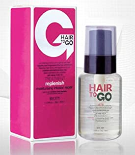 Milex Hair To Go Treatment Replenish Moisturising Infusion Repair Improves Dry Hair