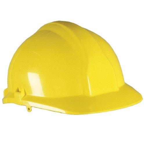 Bauhelm-Norm-EN-397-gelb-Schutzhelm
