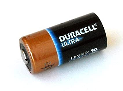 Cr123 Lithium-batterie Lithium 8 Batteries-cr123a