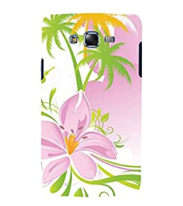 printtech Floral Pattern Back Case Cover for Samsung Galaxy J2 / Samsung Galaxy J2 J200F
