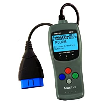 Equus OBD2 Scan Tool is the perfect entry-level Scan tool. Designed to empower any consumer when it comes to vehicle maintenance. Works on all 1996 and newer cars, light trucks, SUVs and minivans – Domestic and Import. Links to all OBD2 protocols inc...