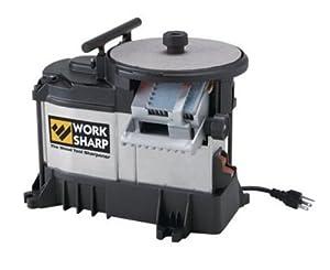 Work Sharp WS3000 Wood Tool Sharpener from Work Sharp