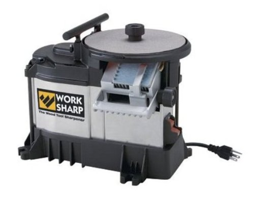 Work Sharp WS3000 Wood Tool Sharpener (Work Sharp Heat Sink compare prices)