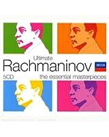 Ultimate Rachmaninov : the essential masterpieces (Coffret 5 CD)