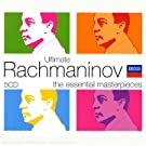 Ultimate Rachmaninov : the essential masterpieces (Coffret 5 CD)