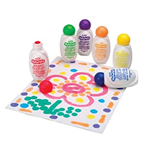 Alex Toys Dots and Dashes Paint (Set of 6)