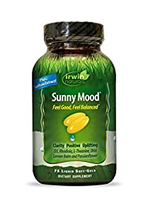 Irwin Naturals Sunny Mood, 75 Count
