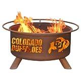 Patina Collegiate University of Colorado Fire Pit