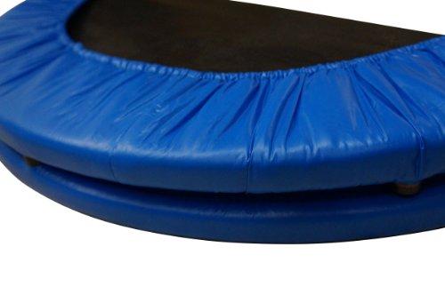 "44"" Mini Foldable Rebounder Fitness Trampoline"