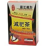 Reishi Slim-Express Diet Tea [1BOX=30Bags]