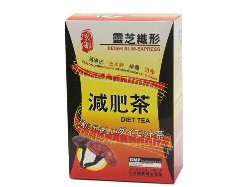 Reishi Slim-Express thé de régime [1BOX =