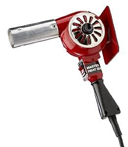Master Appliance HG-501A 500-750 Degree Fahrenheit 120V Dual Temp Master Heat Gun