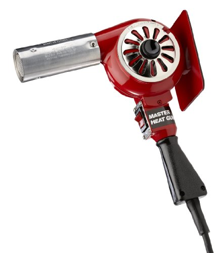 Master Appliance HG-751B 750-1000 Degree Fahrenheit 120V Dual Temp Master Heat Gun (Heat Gun Made In Usa compare prices)