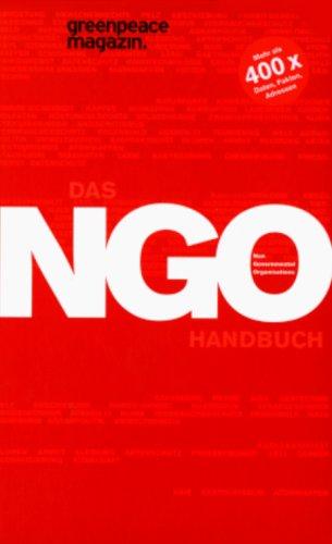 Das NGO-Handbuch: Non Governmental Organisations