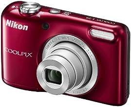 """Nikon Coolpix L29 Appareil photo numérique compact 16,4 Mpix Ecran 2,7"""" Zoom optique 5x Rouge"""