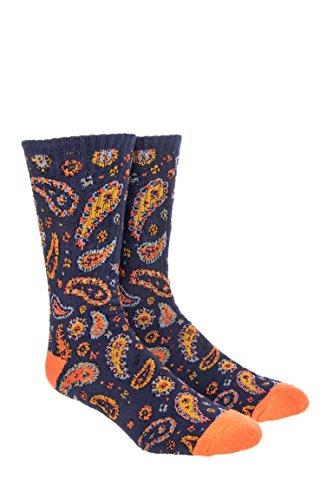 Men's Iris Crew Sock