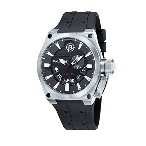 Ballast Men's BL-3108-01 VALIANT Analog Display Swiss Made Watch