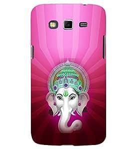 PRINTSHOPPII LORD GANESHA Back Case Cover for Samsung Galaxy Grand 2 G7102::Samsung Galaxy Grand 2 G7106
