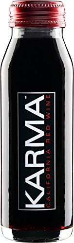 Nv Karma California Red Wine 4X187 Ml Pack