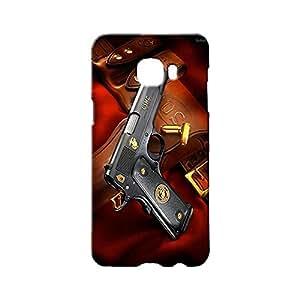 BLUEDIO Designer Printed Back case cover for Samsung Galaxy C5 - G10493