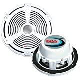 BOSS AUDIO MR105 Marine 10 inch Single Voice Coil (4 Ohm) 100-watt Subwoofer