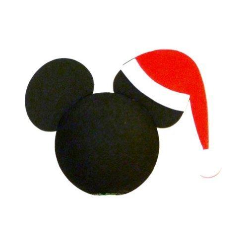 Disney Car Antenna Topper - Mickey Mouse Santa