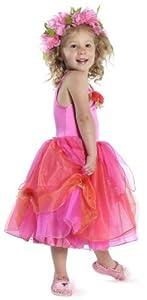 Great Pretenders Rose Fairy Dress Pinkmedium by Great Pretenders