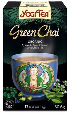 Green Chai By Yogi Tea