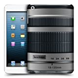 Head Case Prime Camera Lens Design Back Case Cover For Apple Ipad Mini Wi-fi