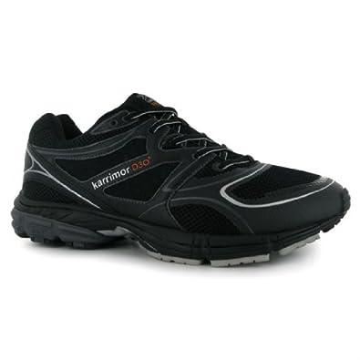 Karrimor D3O Excel Mens Running Shoes Black/Silv/Grey 6 UK UK