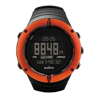 Suunto Core Altimeter Watch Red Crush SS018810000