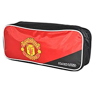 Manchester United FC Boot Bag (Red / Black)