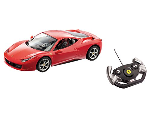Mondo Motors 63118 - Ferrari 458 Italia radiocomandata, Modellino in scala 1:14
