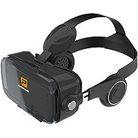 Pasonomi VR XMAS Virtual Reality Headset with Stereo Headphone Speaker