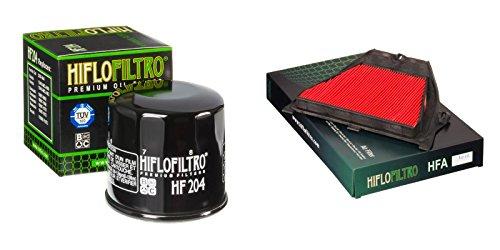 Oil and Air Filter Kit for HONDA CBR600 RR-3,4,5,6 03-06 HIFLO FILTRO