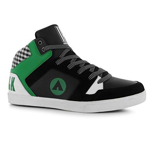 airwalk-baskets-pour-homme-noir-noir-vert-8-42