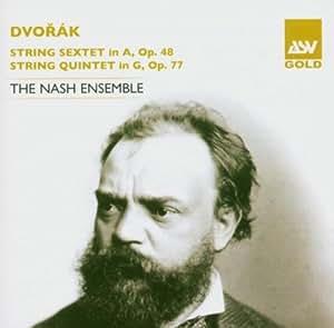 String Sextet Op 48 / String Quintet Op 77