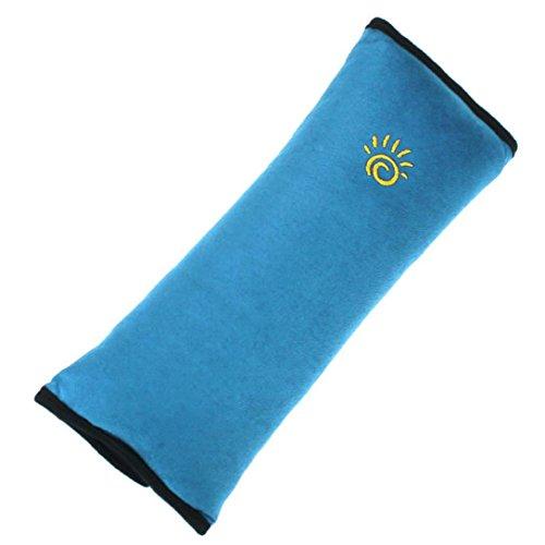 Generic® Baby-Kinder-Autositz Sicherheitsgurt Schulterabdeckung Kissen(Blau)