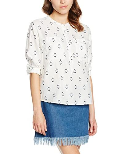 Lee Blusa Oversized Drapey Shi Cloud Dancer